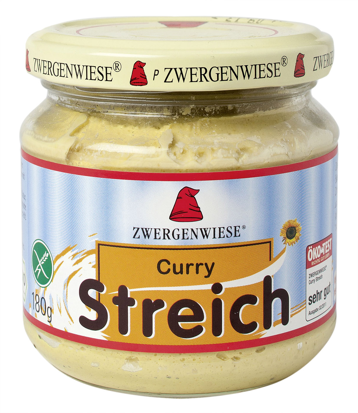 Bio Curry Streich, 180 g